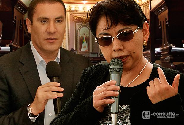 Acusa alcaldesa represión de RMV y Contraloría le abre proceso