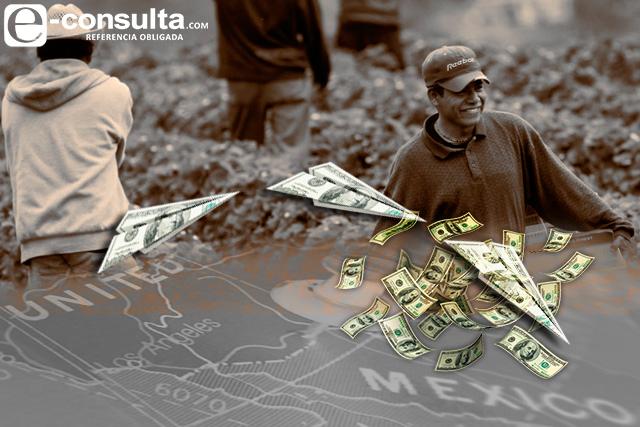 Gana Puebla más por remesas que por inversión extranjera