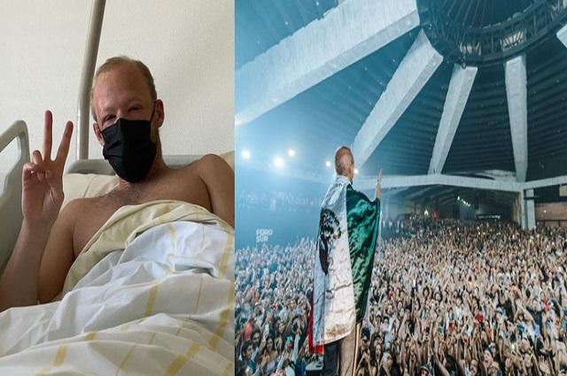 Hospitalizan a DJ que dio conciertos sin medidas sanitarias en México