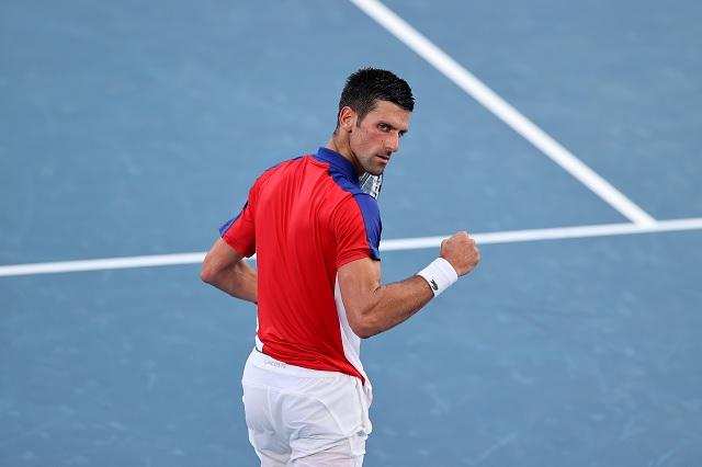 Djokovic ya está en los cuartos de final de Tokio