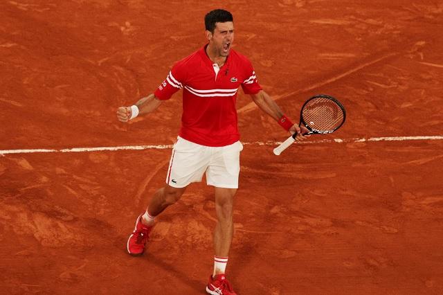 Djokovic termina reinado de Rafael Nadal y jugará la final de Roland Garros