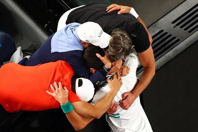 Djokovik el histórico: suma 311 semanas como número 1 del ranking ATP