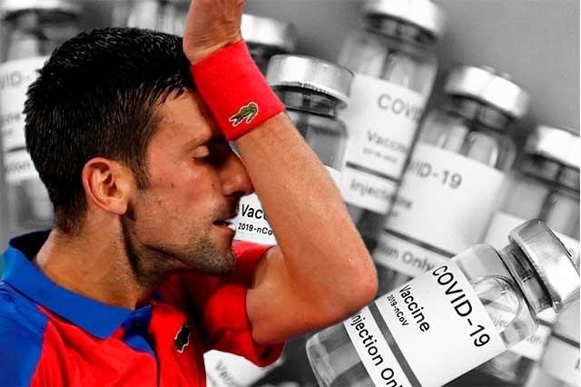 Djokovic vs Covid-19: no participaría en el Australian Open 2022