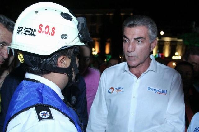 Por sismo se demolerán mil 700 casas en Puebla, revela Gali