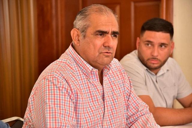 Envía el PRI a Gilberto Gutiérrez como nuevo delegado en Puebla