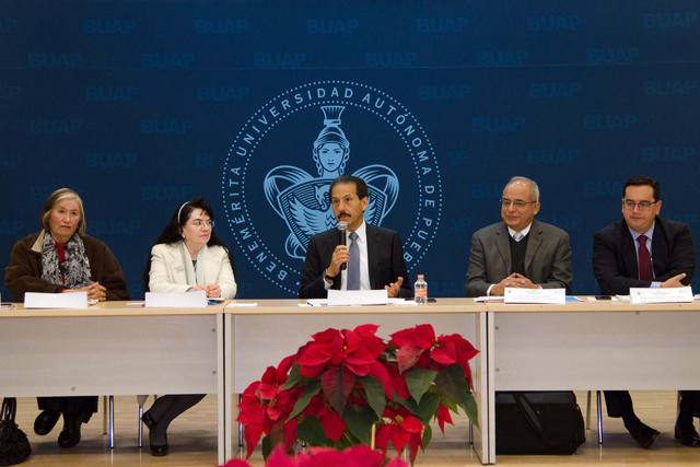 Sesionó por última vez en el año  el Consejo de Docencia BUAP