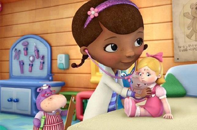Disney estrena episodio especial de Doctora Juguetes