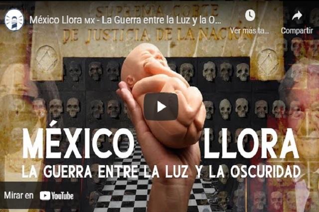 Estrenan documental de la despenalización del aborto en México