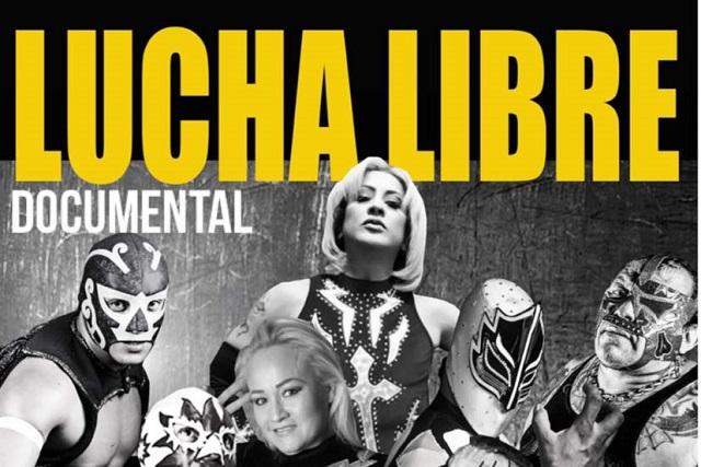 Presentan documental 'La lucha libre en tiempos de covid'