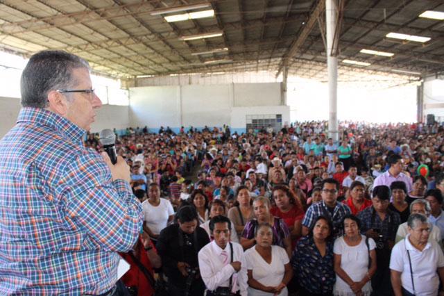 Próximo gobierno debe fortalecer a los municipios: Doger