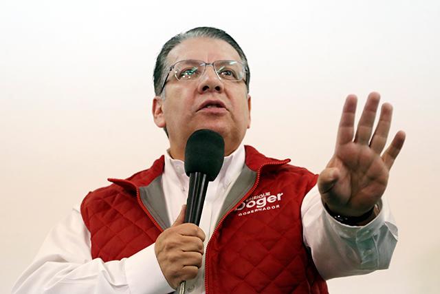 Doger obtuvo 37 % menos  votos que López Zavala en 2010