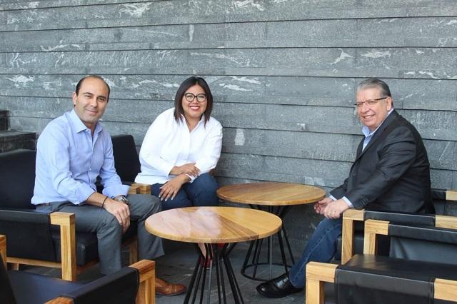 Doger se reúne con dirigente del PAN tras negar su respaldo al PRI