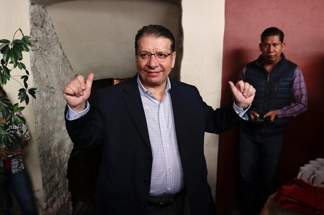Doger tilda a Barbosa de cobarde por acusación al final del debate