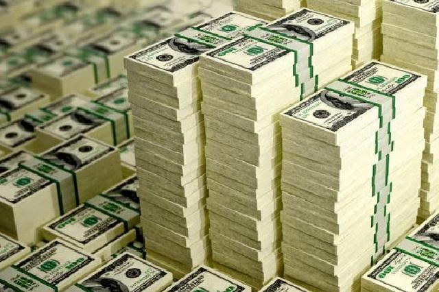 El peso recuperó 30 centavos y el dólar se vendió en 18.65