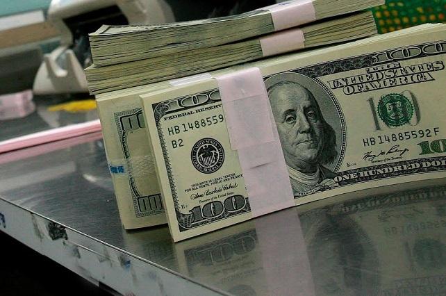 Se vende el dólar en promedio en 18.90 pesos en la CDMX