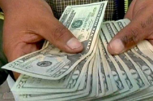 Se vende el dólar en promedio en 18.63 pesos en la CDMX