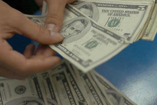 Se vende el dólar en promedio en 18.78 pesos en la CDMX