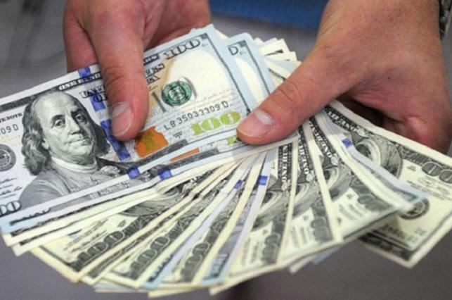 El dólar se vende hasta en 20.43 pesos en bancos de la CDMX