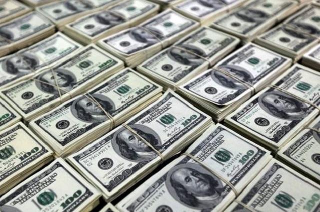 Destaca AMLO los 10 mil mdd de reservas que tiene México