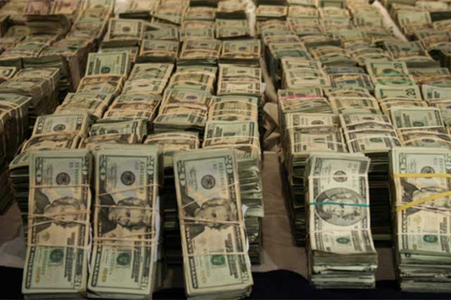 La delincuencia y el lavado de dinero amenazan la seguridad nacional: Hacienda