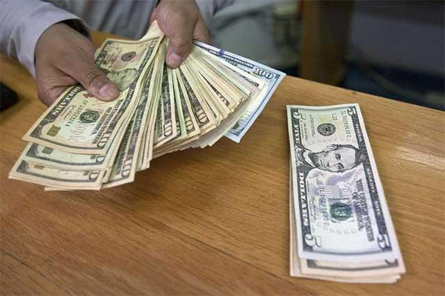 Bancos de la Ciudad de México venden dólar en $20.06