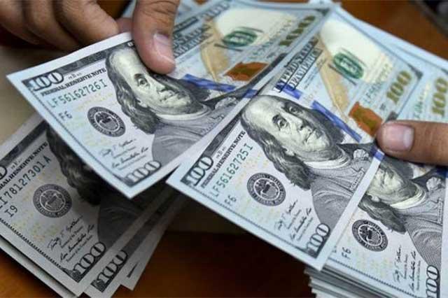 Dólar se vende en 19.15 pesos en ventanilla