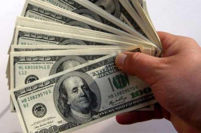 Repunta el dólar y se vende en 22 pesos en la CDMX