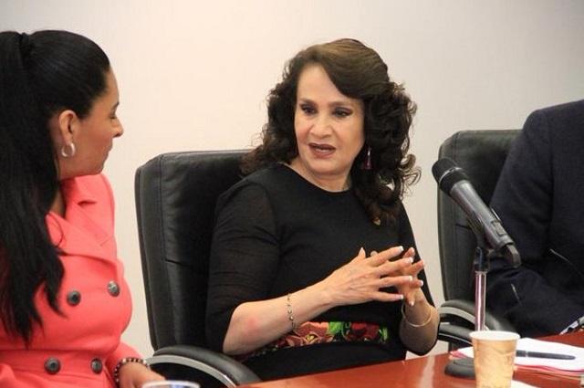 México Libre, la hipocresía convertida en partido, dice Padierna
