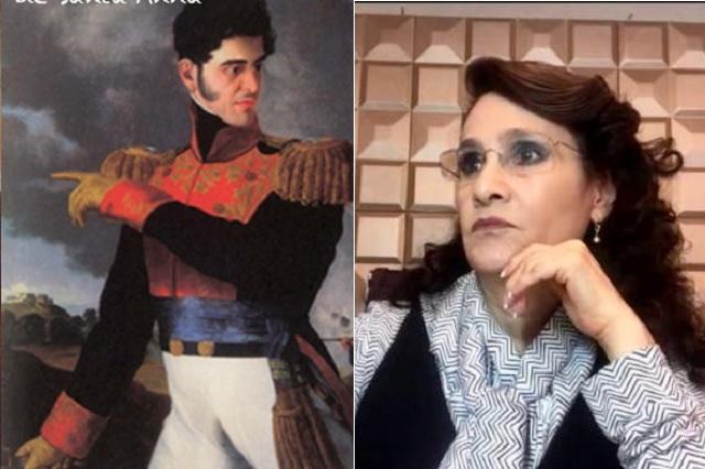 Llueven burlas a Dolores Padierna por confundir a Santa Anna con G. Victoria