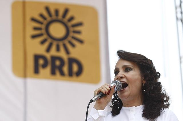 Castigo contra asesinos de Meztli Sarabia, exige senadora del PRD