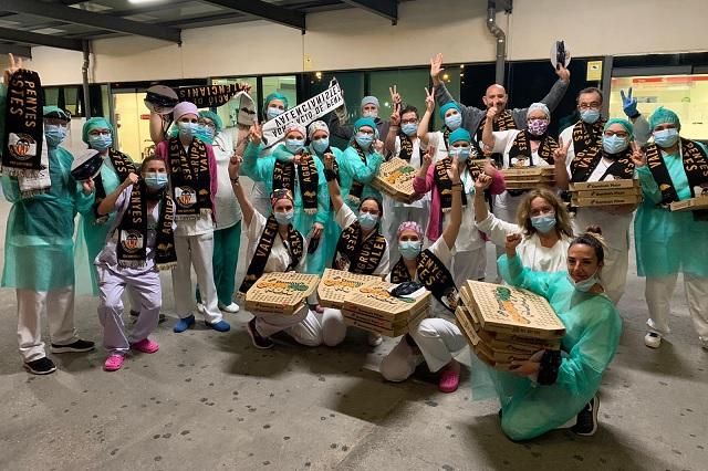 Domino's Pizza donará 50 mil rebanadas para personal de salud en México