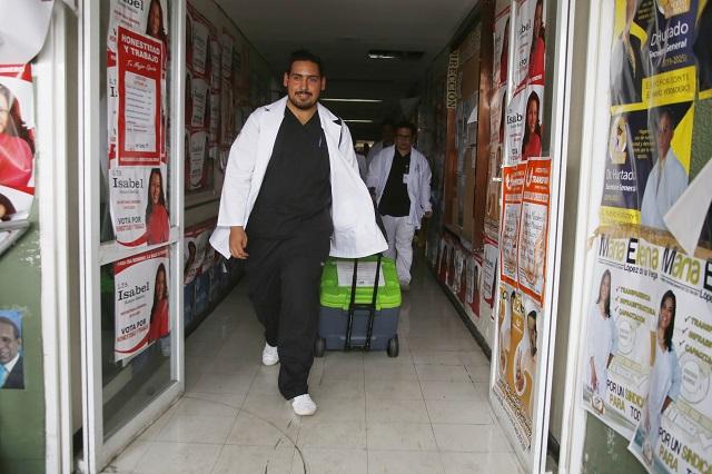 Suma IMSS Puebla dos donaciones multiorgánicas en una semana