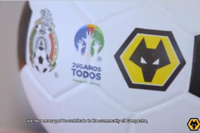 Raúl Jiménez dona a niños de México parte de lo recaudado por su lesión