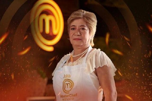 Julia es la cuarta eliminada de MasterChef México: La Revancha