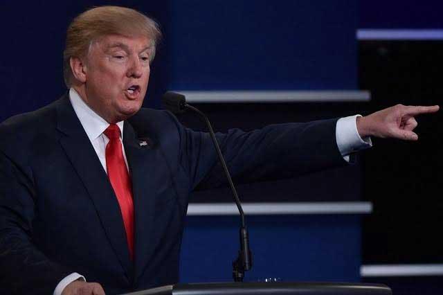 Destruyen estrella de Donald Trump en Paseo de la Fama en ...