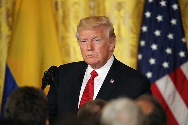 Advierte Trump al Congreso que se prepare para revisar el programa DACA