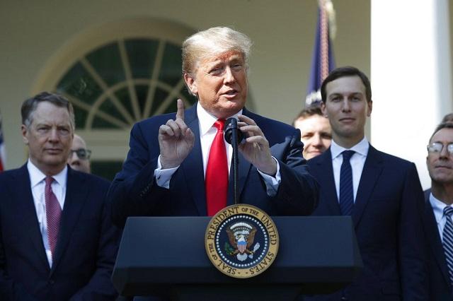 EU firmó el acuerdo comercial más importante de su historia, dice Trump