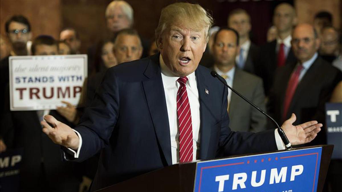 Trump acepta que sacar a EU del TLC provocaría un shock económico