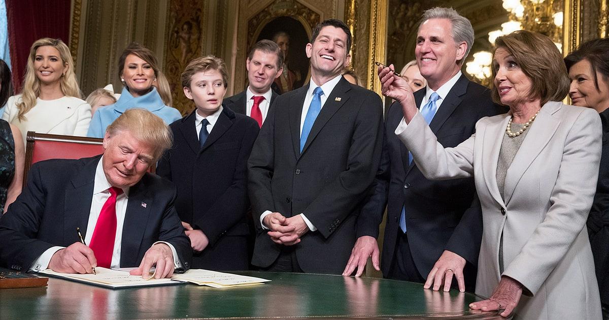 Cámara de Representantes aprueba mil 600 mdd para el muro de Trump