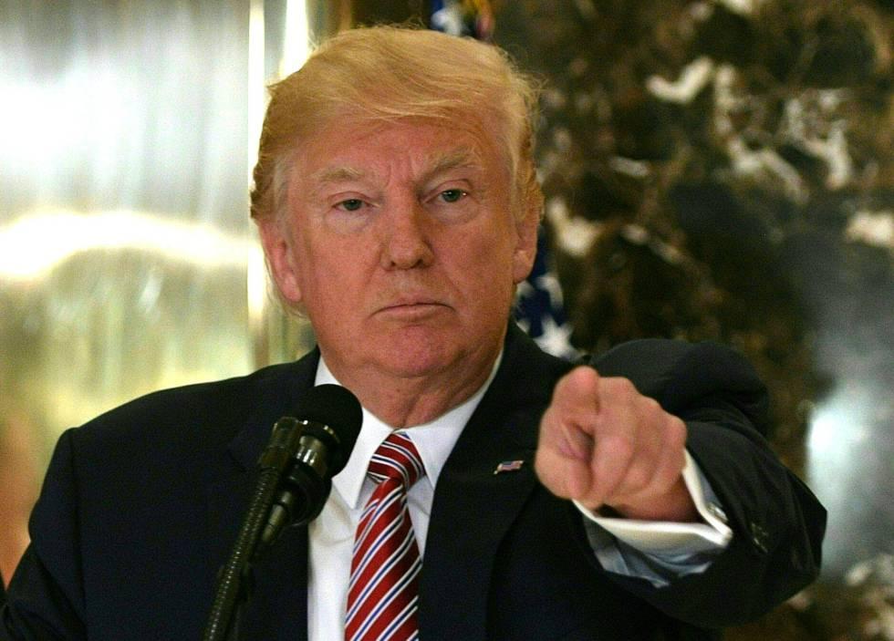 Trump viajará mañana a Arizona y visitará un área de la frontera
