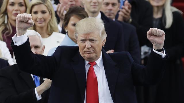 Trump asegura que México no está feliz de renegociar el TLC