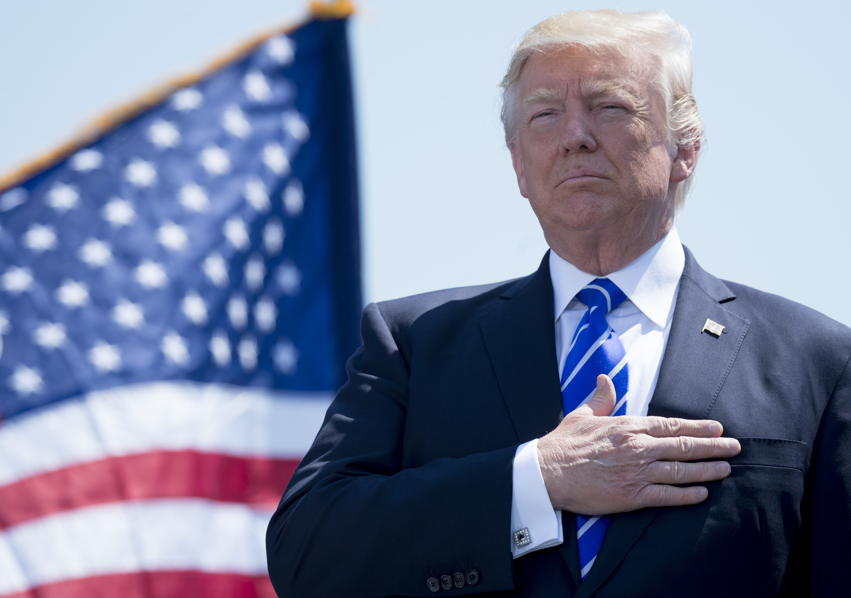 Amenaza Washington con demandar a Trump si cancela DACA