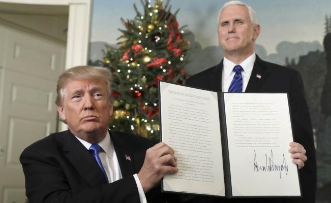 Donald Trump reconoce a Jerusalén como la capital de Israel