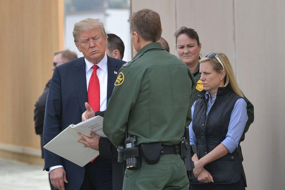 Trump afirma que en México hay unos candidatos que no son tan buenos