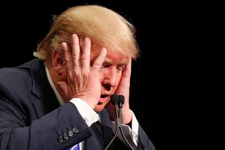 Trump dice que está triste por lo que ocurre en Venezuela