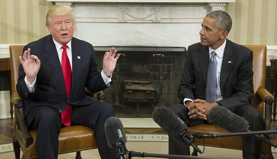 Trump reafirma: la supuesta colusión con Rusia