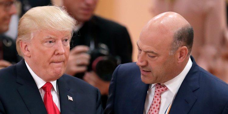 Dimite Gary Cohn, asesor de Trump, por desacuerdo en aranceles al acero
