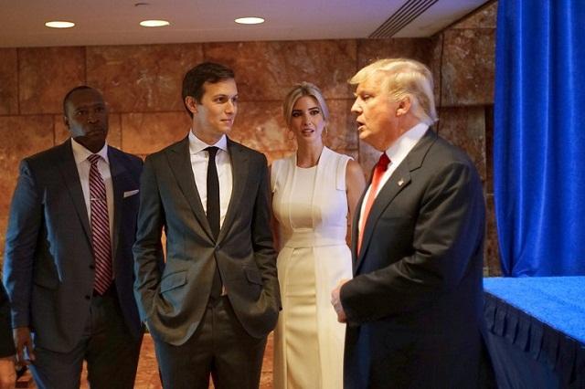Trump envía a su yerno Jared Kushner para que se entreviste con EPN