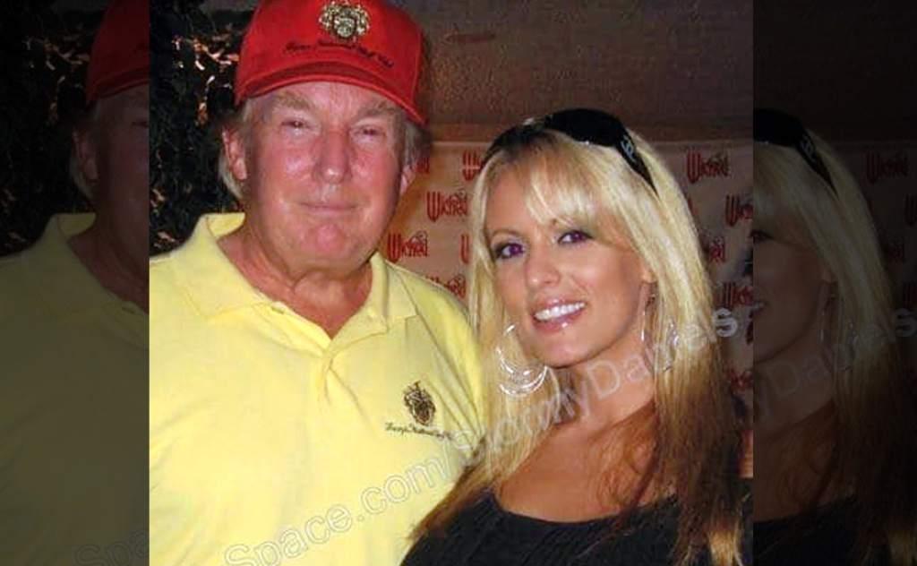 Actriz porno demanda por difamación a Donald Trump