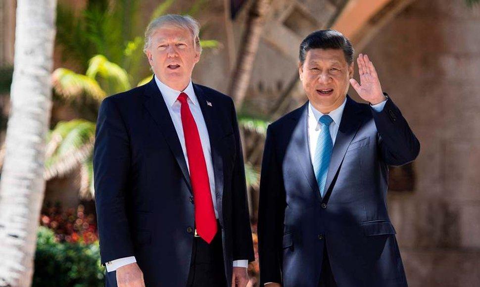 China exhorta a Trump a encontrar solución pacífica con Corea del Norte